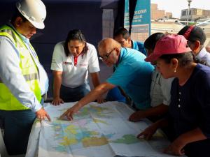 Minam: Los artículos afectados por aguas servidas ya no se pueden utilizar