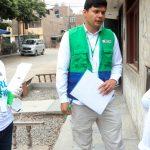 Minam continúa orientando a damnificados para retirar de sus casas los bienes afectados por aniego