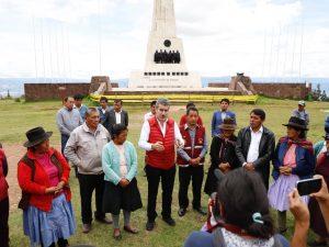 Ministro de Cultura: Ayacucho será la primera ciudad cultural del Bicentenario