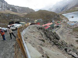 Ordenan a minera a adoptar medidas de control para evitar afectación al ambiente en Huánuco