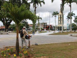 Puerto Maldonado estrenará plaza de Armas remozada en febrero