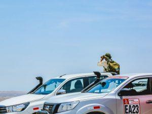 Rally Dakar destacó en responsabilidad ambiental