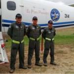 San Martín: Fuerza Aérea instalará puente aéreo tras colapso de carretera por deslizamiento