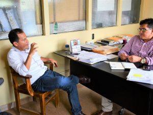 San Martín: Gobierno Regional articula acciones con gobiernos locales para impulsar proyectos productivos