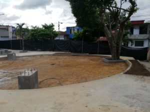 San Martín: Parque infantil en Banda de Shilcayo sin disponibilidad presupuestal