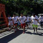 San Martín: Realizan maratón por el 60 aniversario del distrito de Campanilla
