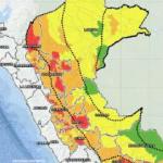 Unos 97 distritos en la selva con riesgo muy alto de huaicos
