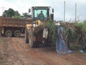 Tambopata: municipalidad inicia campaña de limpieza en puntos críticos de la ciudad