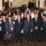 Alcalde de Huánuco exhorta a funcionarios a realizar una función transparente
