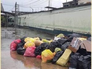 Tocache cumple10 días sin el servicio público de recojo de basura