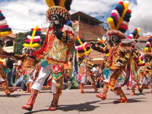 Hoy se celebra el Día de la Danza de los Negritos de Huánuco