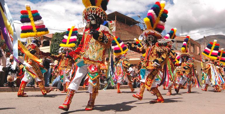 Hoy se celebra el Día de la Danza de los Negritos de ...   770 x 390 jpeg 119kB