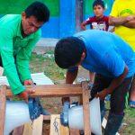 Devida entrega radio bocinas comunitarias en valle de Bolsón Cuchara