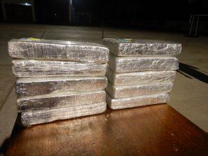 Vraem: Dos detenidos y droga incautada en San Martín de Pangoa