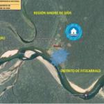 63 damnificados tras desborde del río Madre de Dios