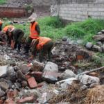 Arequipa: Ejército apoya a población afectada por intensas lluvias