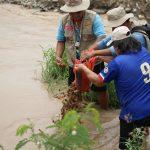 Arequipa: Operativos diarios para aplicar veda de camarón en río Majes
