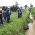 Cajamarca: Ministro Ísmodes inspecciona zonas vulnerables para priorizar proyectos ante eventuales emergencias