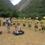 Desarrollan capacitación para prevenir temporada de incendios forestales