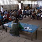 Devida presenta equipo técnico de trabajo para CP Nuevo San Martín