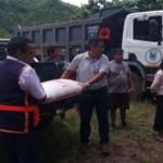 Entregan ayuda a damnificados por deslizamiento en Junín