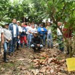Fortalecen capacidades en el control de plagas y enfermedades del cacao en San Martín