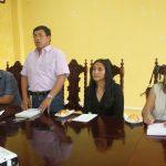Huánuco: DRE-Hco. coordinó acciones de trabajo en Leoncio Prado