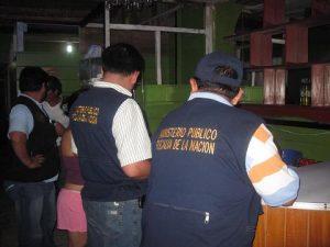Intervienen locales nocturnos de Puerto Maldonado