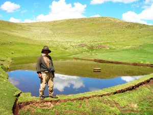 Junín: Organizan taller de siembra y cosecha de agua