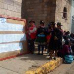 """""""Juntos"""" adelantó abono a más 16 mil familias en distritos en emergencia"""