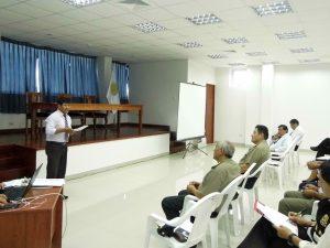 Ministerio Público y PNP en trabajo articulado en Madre de Dios