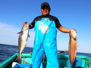 Pescadores y acuicultores venden 148 toneladas de productos hidrobiológicos en 2018