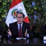 Presidente Vizcarra destaca impulso a favor de los derechos de la mujer y la defensa medioambiental