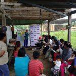 Productores de Ucayali se convierten en expertos en MIP Café