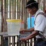 Amazonas: Más de dos mil pobladores awajún y migrantes consumen agua saludable