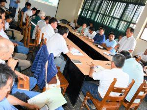 San Martín: Conformarán equipo técnico para impulsar proyecto regional ganadero