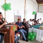 San Martín: Dan títulos de propiedad a más de 1 400 familias de Mariscal Cáceres