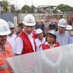 Supervisan avances de construcción de nuevo hospital de Iquitos