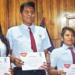 Tacna: 95 jóvenes en situación de pobreza culminaron capacitación técnica del MTPE
