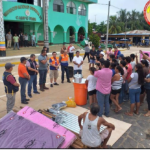 Ucayali: Entregan ayuda humanitaria a damnificados de Campo Verde