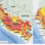 Unos 524 distritos de sierra y selva en alto riesgo por huaicos