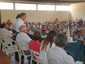 Alistan encuentro para impulsa producción arrocera en el sur