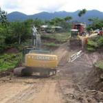 Amazonas: Rehabilitan tránsito en vías de Tingo y Nieva