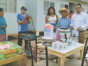 Arequipa: Entregan ayuda humanitaria a damnificados del distrito de Aplao