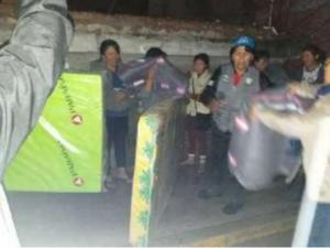 Ayacucho: Ayuda humanitaria para familias afectadas en Huamanga