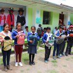 Ayacucho: Promueven inicio del año escolar en distrito de Chungui