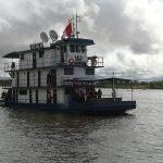 BAP Pastaza realizó 9 mil atenciones en comunidades alejadas de la cuenca del río Tigre
