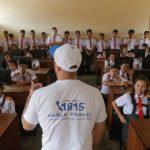 Charlas contra consumo de drogas entre alumnos de Lima y Tocache