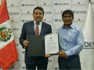 Devida autorizó nueva oficina de coordinación en el Vraem