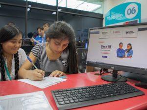 El 96,6% de talentos ganadores de Beca 18 estudiará en universidades de calidad